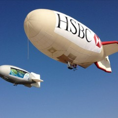 Dirigible HSBC