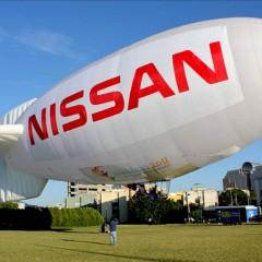 Dirigible Nissan