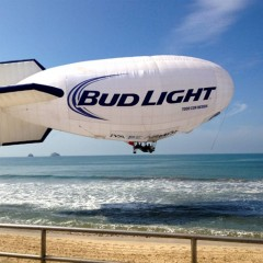 dirigible bud light