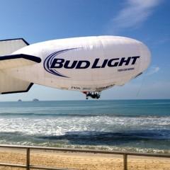 dirigible bud light